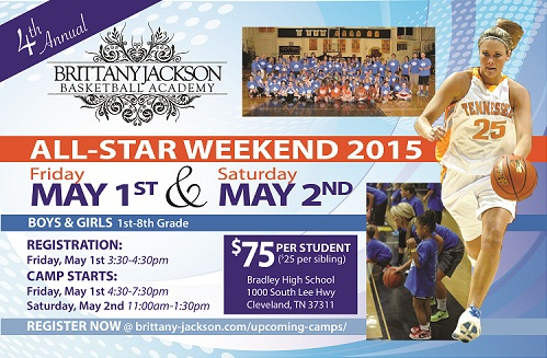 2015 BJ Camp Flyer